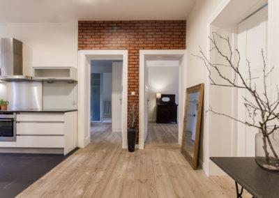 Home staging mieszkania w na sprzedaż w Poznaniu