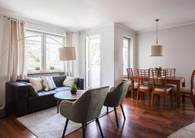 Home staging mieszkania na wynajem w Poznaniu